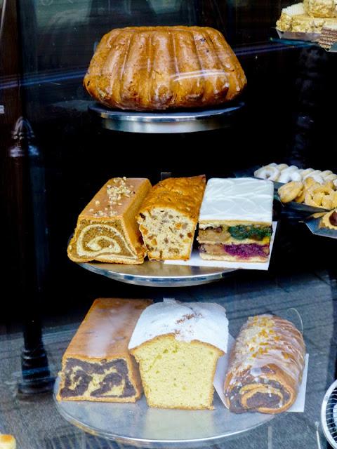 Pasteles para combatir el frio, Navidad en Cracovia