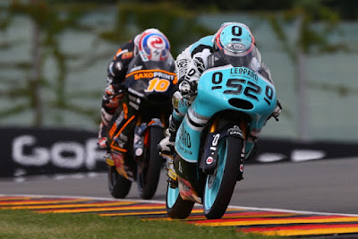 Hasil Lengkap Latihan Bebas 2 Moto3 Sachsenring, Jerman 2015