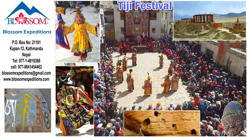 Tiji Festival Upper Mustang