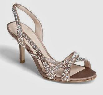 Yeni Moda Bayan Gelinlik Ayakkabı Modelleri