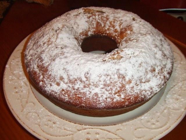 Torta de Semola