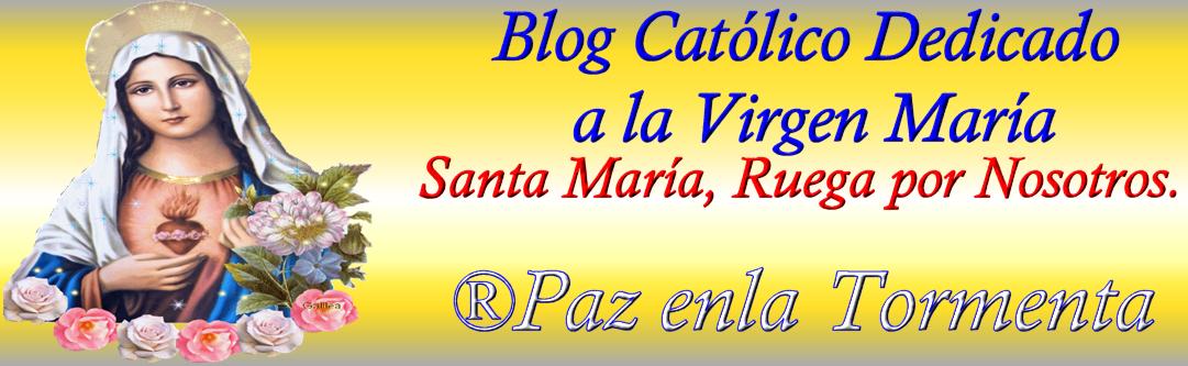 VIRGEN MARÍA, RUEGA POR NOSOTROS