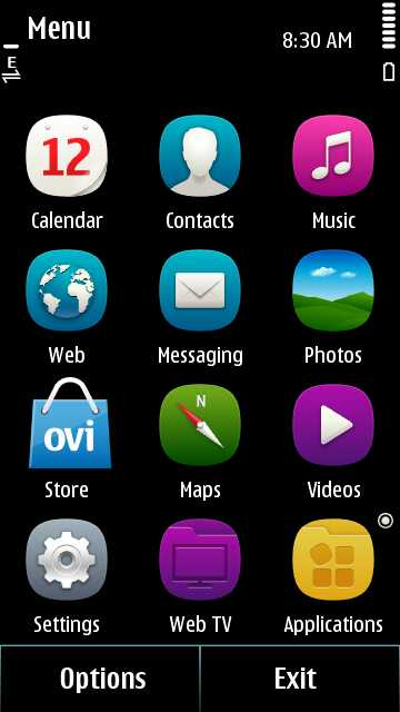 what is new in symbian anna