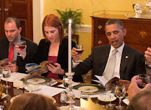 President Celebrates Passover 2013