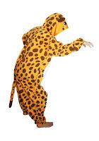 cheetah kigurumi