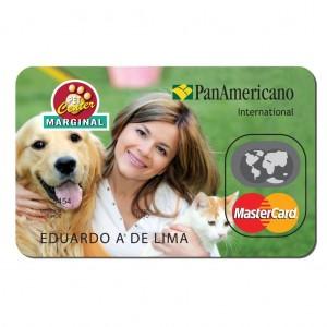 PanAmericano lança primeiro cartão para Pet Shop