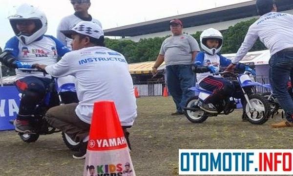 Yamaha Mini, Khusus Bagi Sekecil Yang Suka Motor