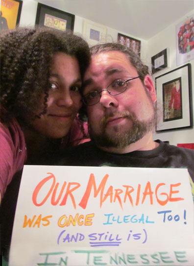 Interracial marriage and its consequences