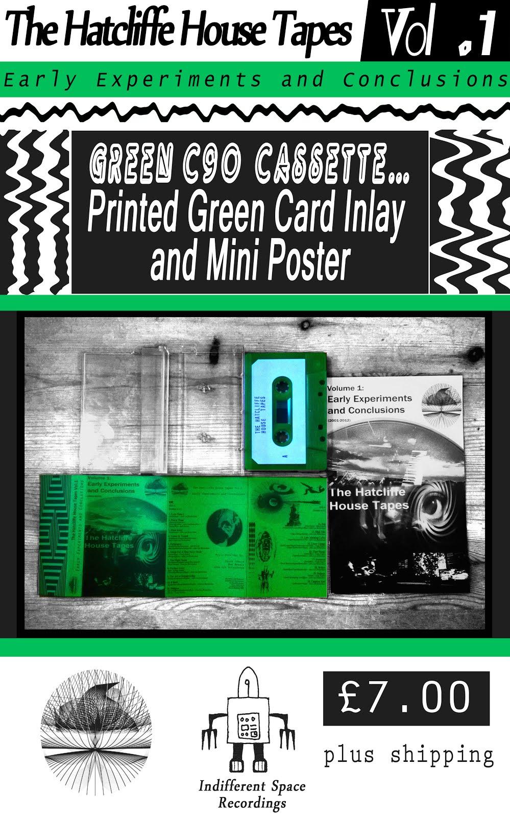 Volume 1 (C90 Green Cassette)