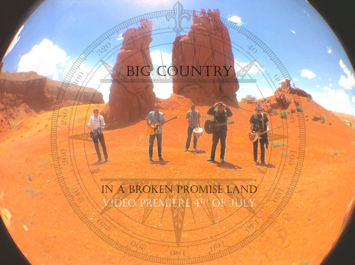 Watch Official Video For Big Country S In A Broken