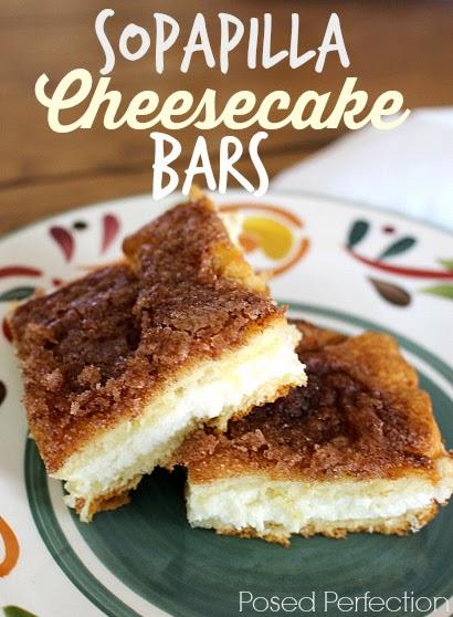 Sopapilla Cheesecake Bars- Top 10 Recipes of 2014