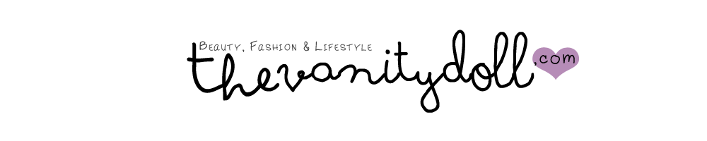 THE VANITYDOLL; Beauty, fashion & lifestyle