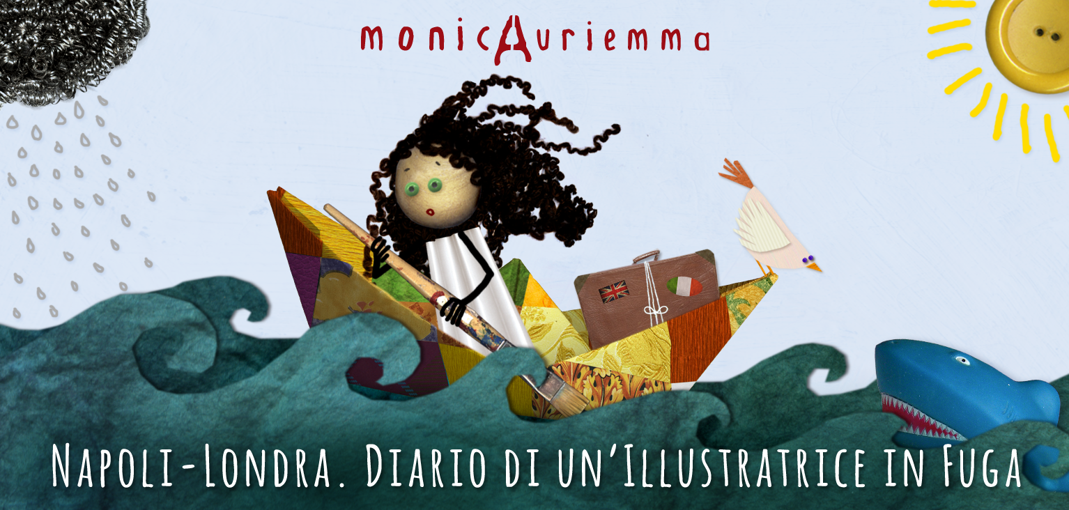 Monica Auriemma Illustrator