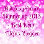 Philofaxy Award