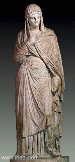 Cei 12 zei ai Olimpului: ARTEMIS