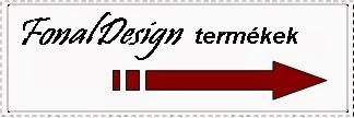 FonalDesign termékek