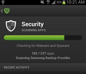 lookout security apps photo