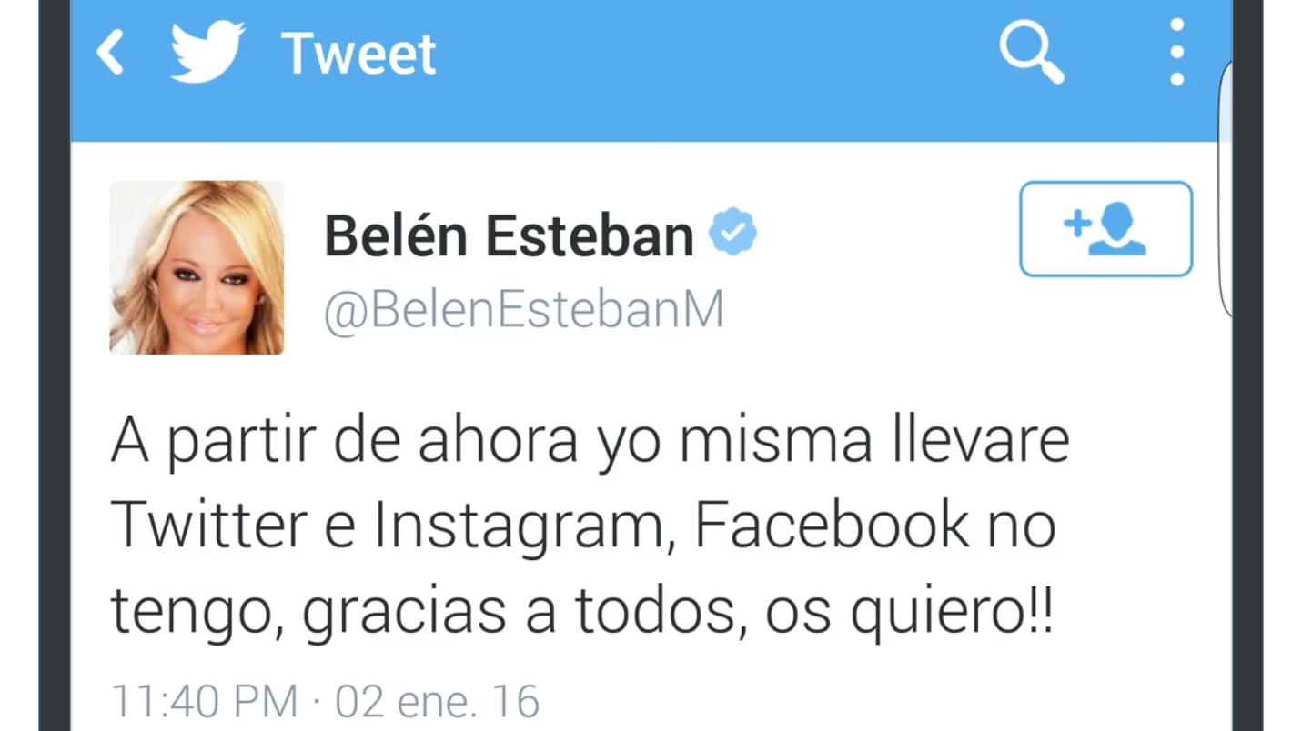Enciende las redes al afirmar que va a trabajar y - Trabajar en facebook espana ...
