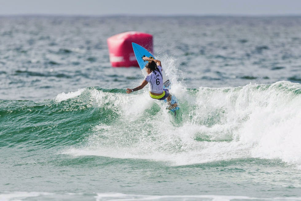 54 Roxy Pro Gold Coast 2015 Silvana Lima Foto WSL Kelly Cestari