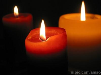 蠟燭火燄中藏有數百萬鑽石顆粒