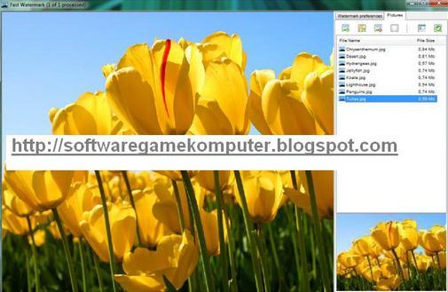 Free Download Software Fast Watermark Untuk Foto