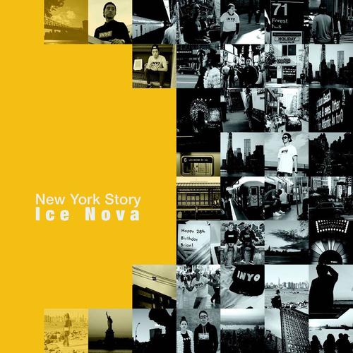 [Album] 紐約故事 - 冰塊先生 Ice Nova