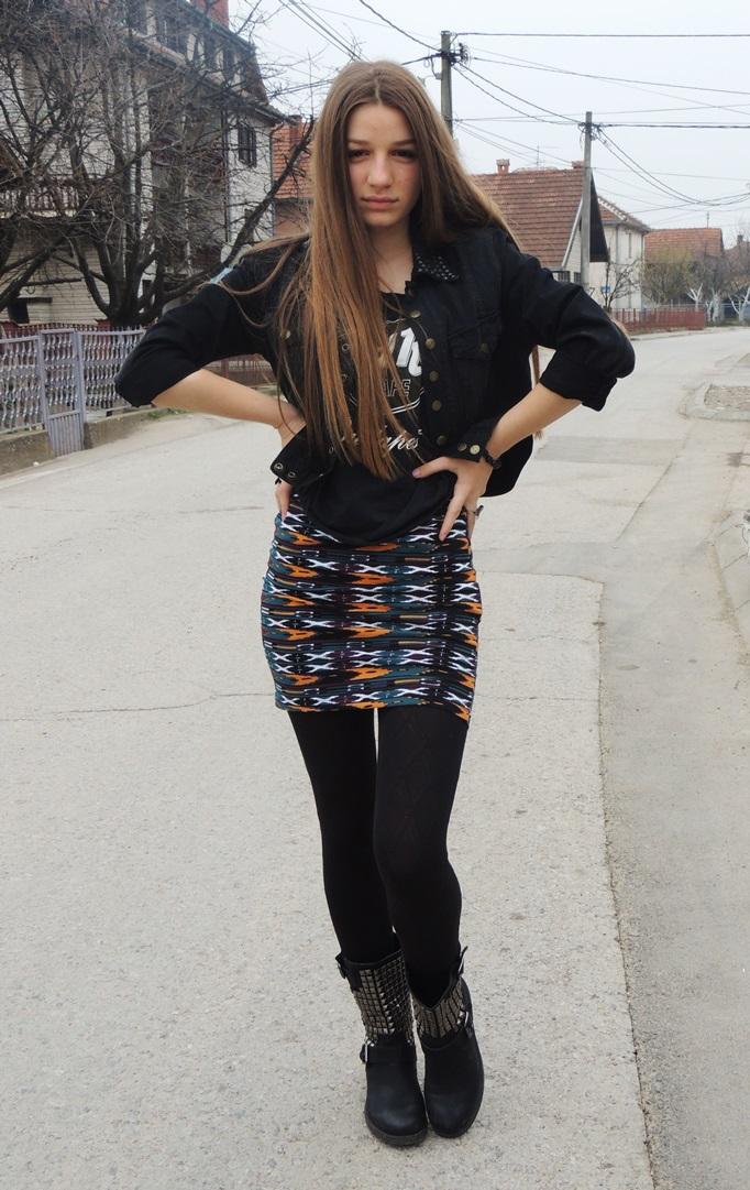 Viva La Moda Outfit Post | Hard Rock Caffe