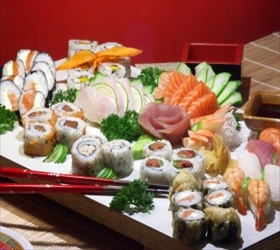 Sushi Japanese Food for girls