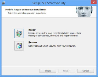 Cara Crack ESET Smart Security 6 dan ESET NOD32 Antivirus 6