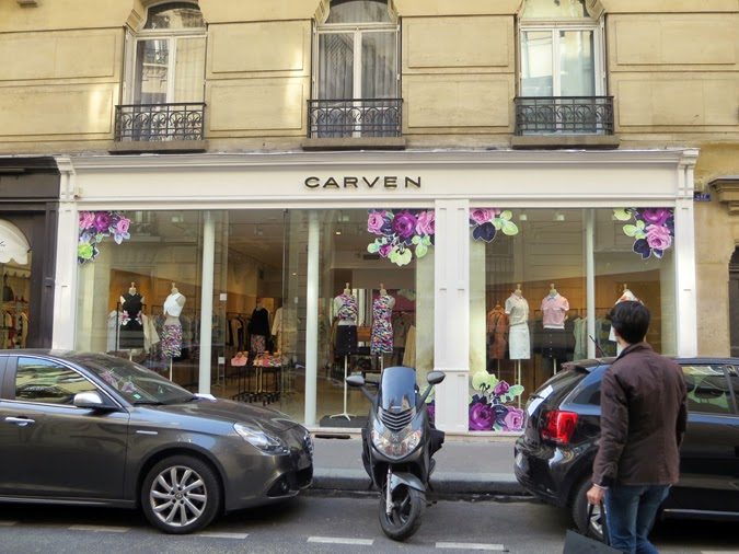 Carven Rue Grenelle