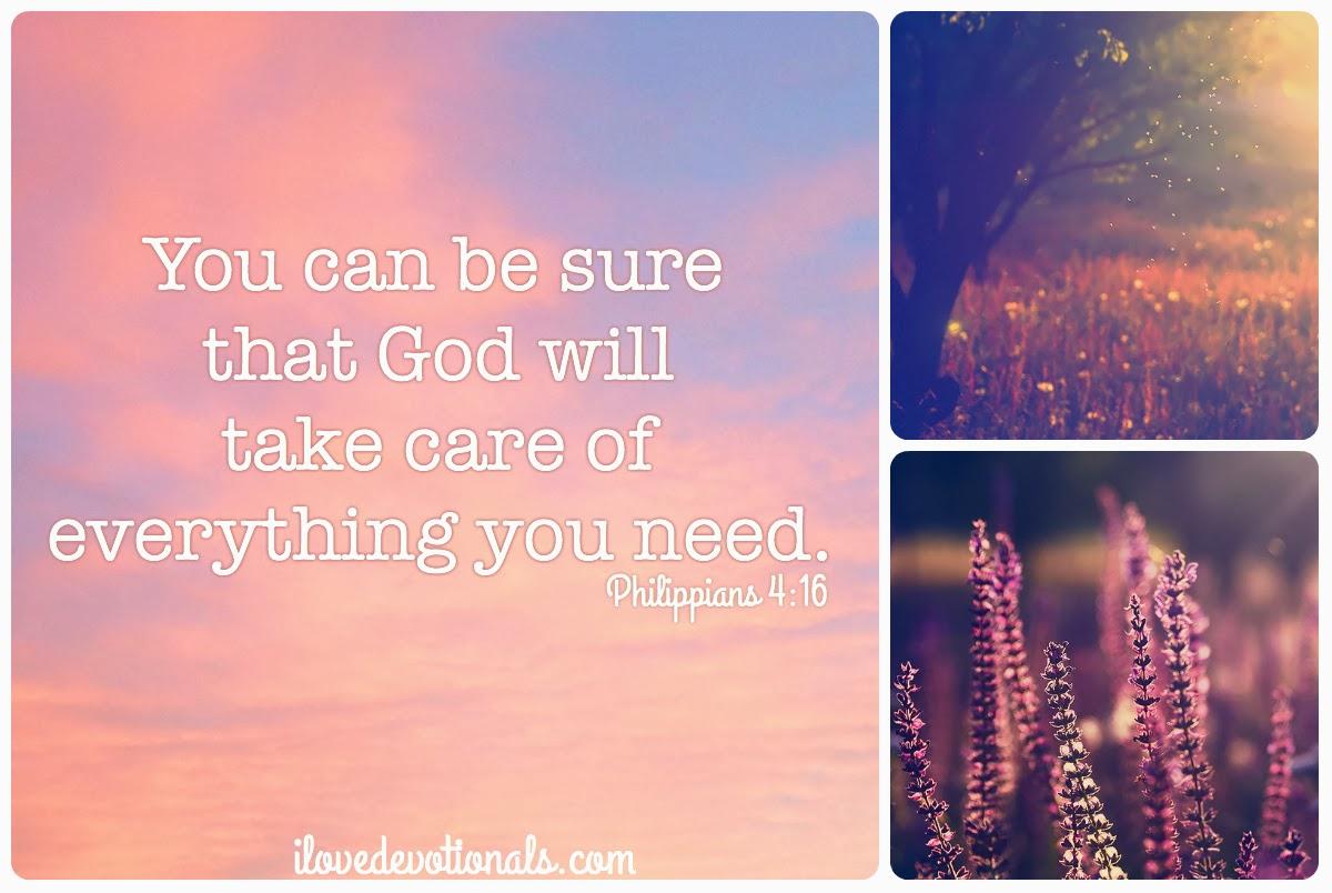 Philippians 4:16