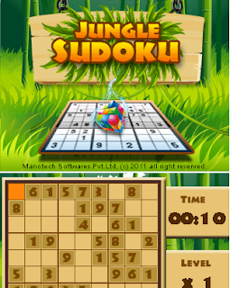 Descargar Jungle Sudoku java