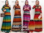 Busana Muslim Gamis Fatilla GC1081 HABIS