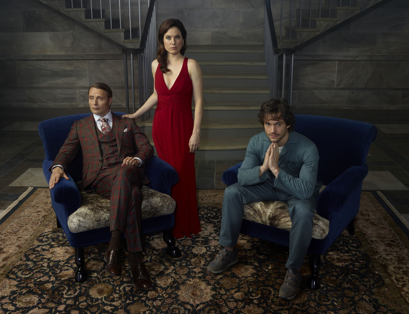 Hannibal Season 2 New Cast Promotional Photos