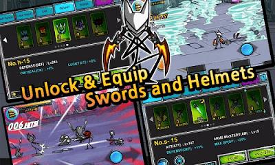 Cartoon Wars: Blade v1.0.6 Apk Mod (Offline Version) 2