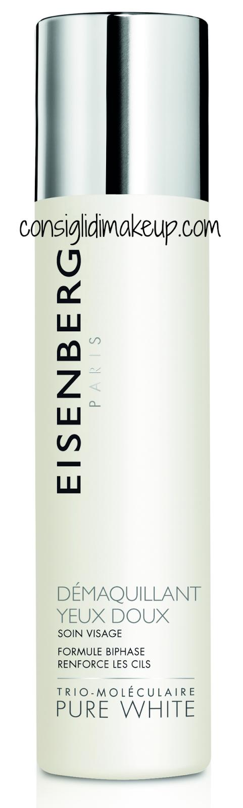 eisemberg nuovi prodotti linea pure white
