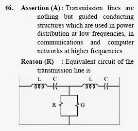 2013 September UGC NET in Electronic Science, Paper III, Question 46