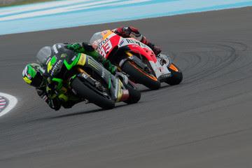 Riding Style Mirip, Apa Pol Bisa Secepat Marquez di Honda?