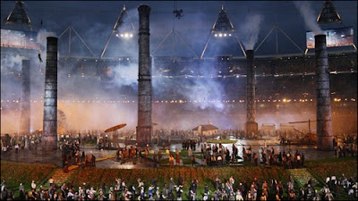 открытие олимпийских игр в лондоне
