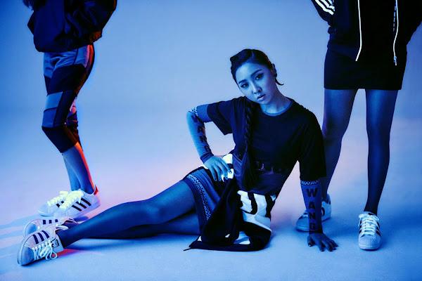 Minzy adidas 2015