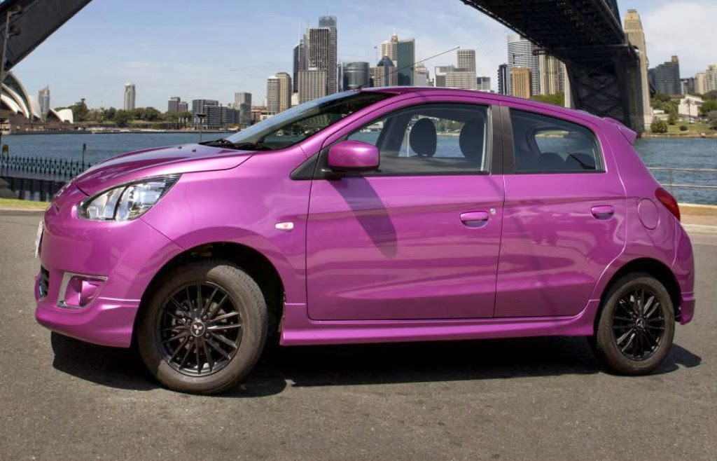 2014 Mitsubishi Mirage Coupe Hatchback De 4dr Hatchback Photo 3 | 2017 - 2018 Best Car Reviews