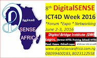 Nigeria ICT4D Week 2016