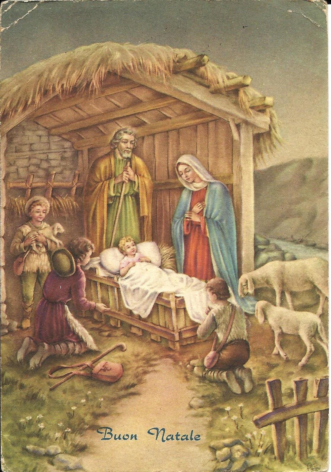 Cartoline natalizie varie meteo and more for Immagini cartoline di natale
