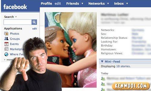 intimate facebook