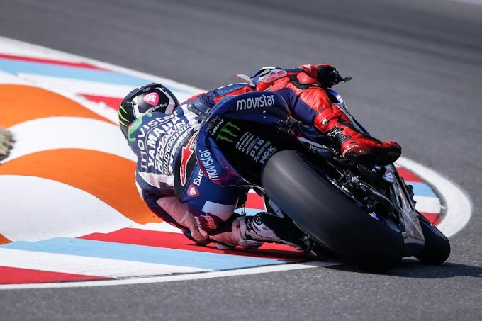 Latihan Bebas Ke 3 MotoGP Seri Ceko 2015 - Lorenzo Pecahkan Rekor!