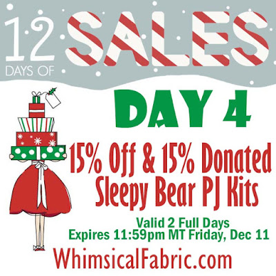 http://whimsicalfabricblog.blogspot.com/2015/12/12-days-of-sales-day-4-day-of-giving.html