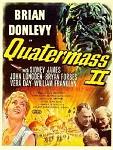 Quatermass II (1957) poster