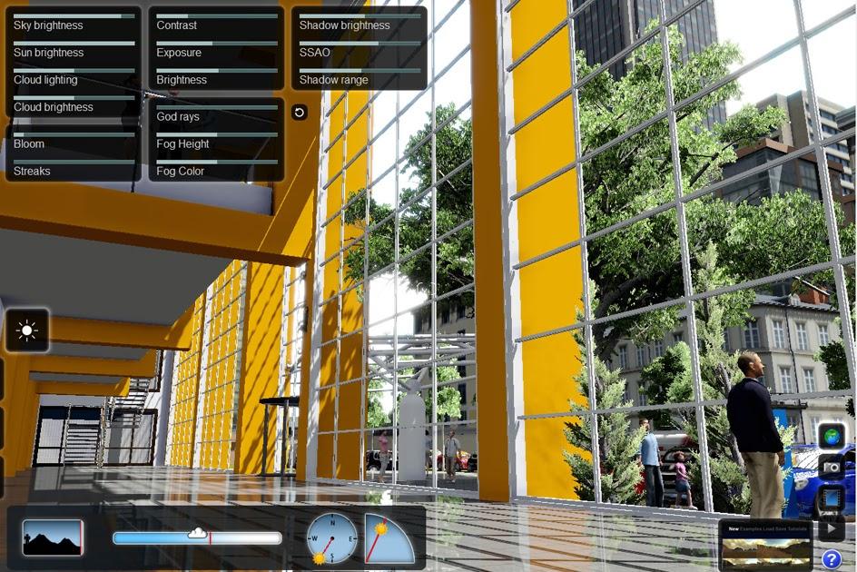 Arquitectos programa para renderizado lumion for Programas de 3d para arquitectos