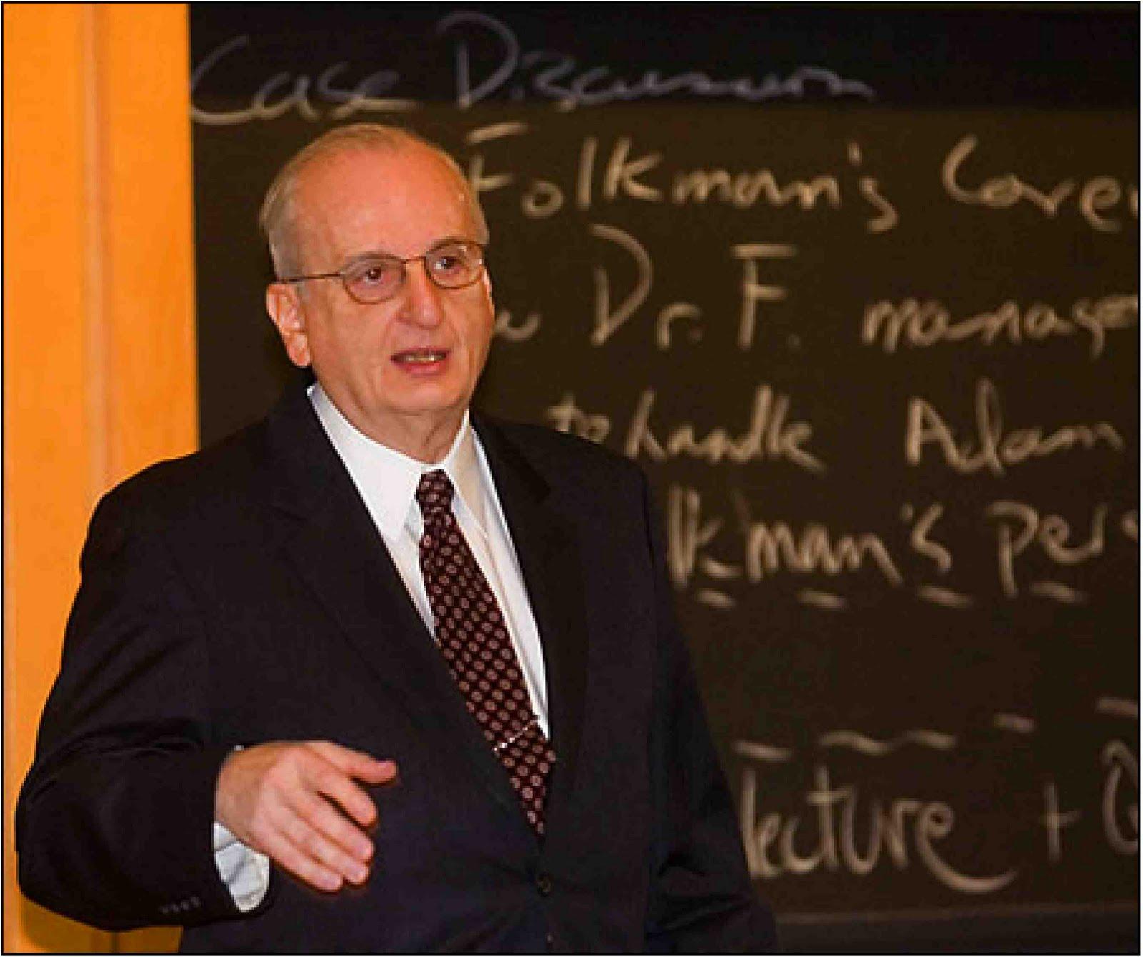 The Arts, Sciences and Medicine: AVASTIN and Judah Folkman's ...