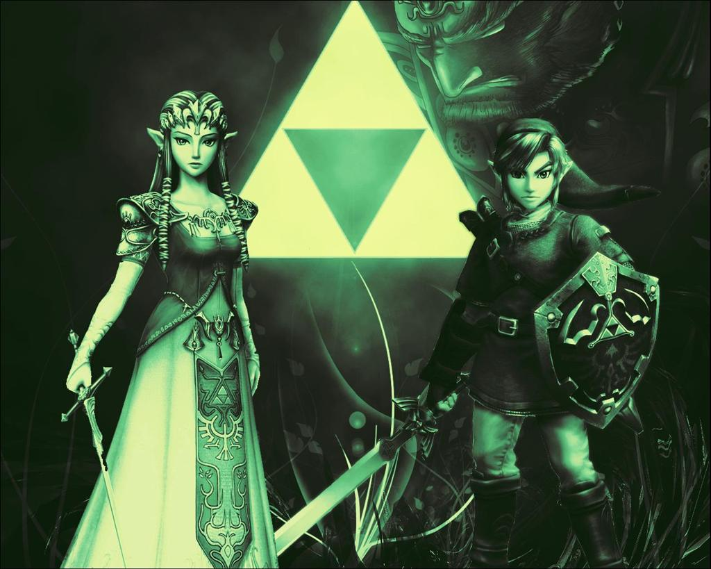 The Legend of Zelda HD & Widescreen Wallpaper 0.514043841938676